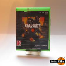 xbox XBOX ONE game CAll of Duty Black OPs 4