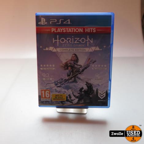 Playstation 4 game Horizon Zero Dawn Complete edition