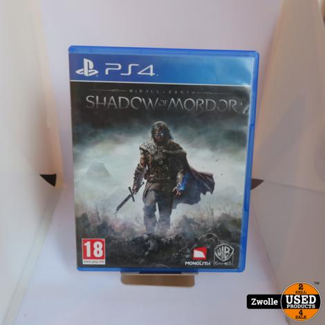 PS4 spel | Shadow of Mordor