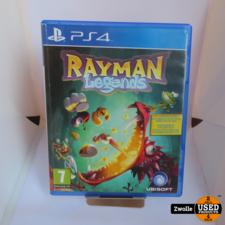 playstation PS4 spel | Rayman legends