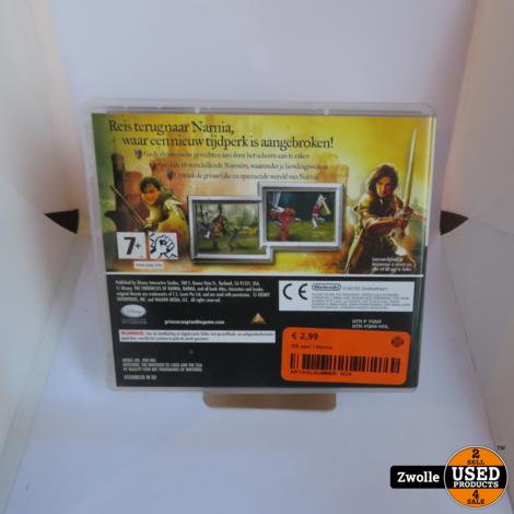 Nintendo DS game   Narnia
