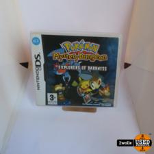 nintendo Nintendo DS game   Pokemon Mystery dungeon