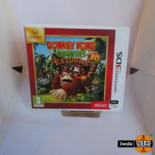 nintendo Nintendo 3DS Game | Donkey kong country returns 3D