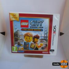 nintendo 3DS spel | LEGO city undercover