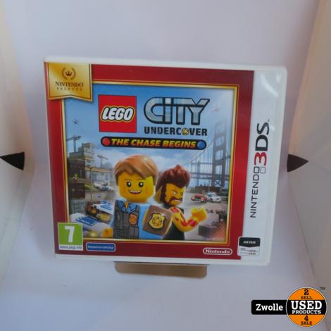 3DS spel | LEGO city undercover