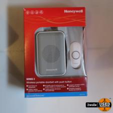 Honeywell wireless deurbel serie 3