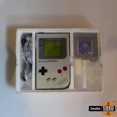 Nintendo GameBoy - Tetris Pak - compleet in doos