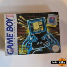 nintendo Nintendo GameBoy - Tetris Pak - compleet in doos