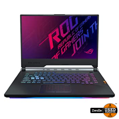 ROG Strix GL531GT-BQ170T | Gaming laptop | I7- 9e generatie | 16 GB RAM | Lichtgevend toetsenbord