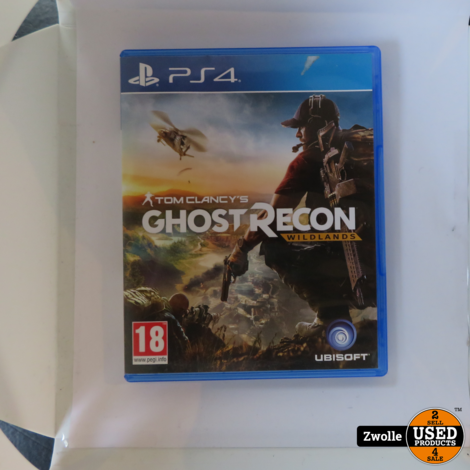 PS4 game | Ghost recon wildlands