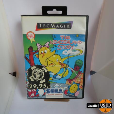Sega spel | The newzealand story