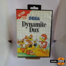 overig sega game   Dynamite dux