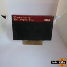 Sega game  | Wonderboy 3
