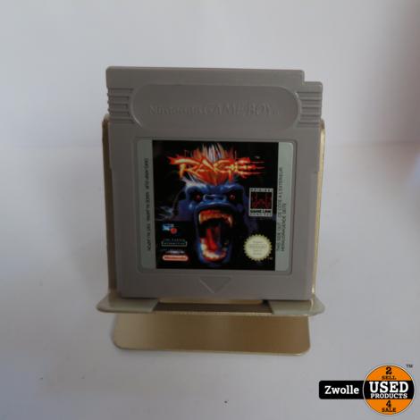 Gameboy game | Rage