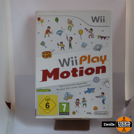 Wii spel | Wii play motion