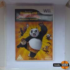 nintendo Nintendo Wii game Kung Fu Panda