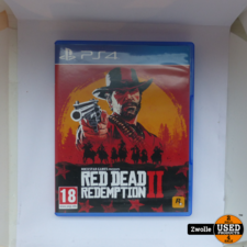 playstation PS4 spel | Red dead redemption 2