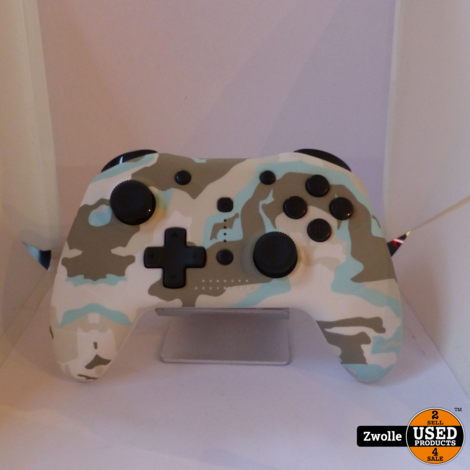 Nintendo Switch controller bluetooth under control