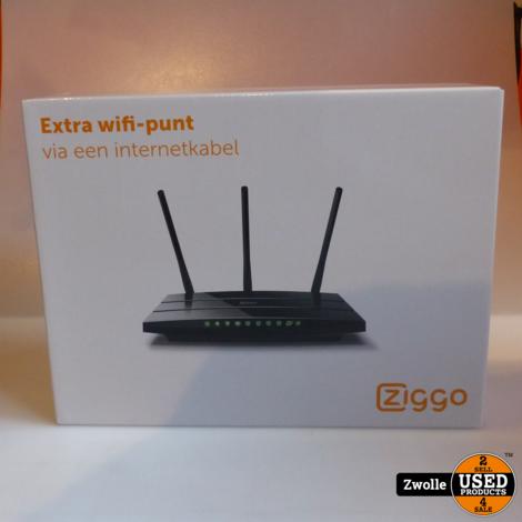 Wifi-punt Ziggo | Compleet in doos