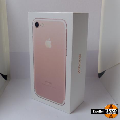 iPhone 7 Rose gold | 32 GB | Batterij vervangen