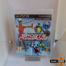 playstation playstation 3 game sports champins