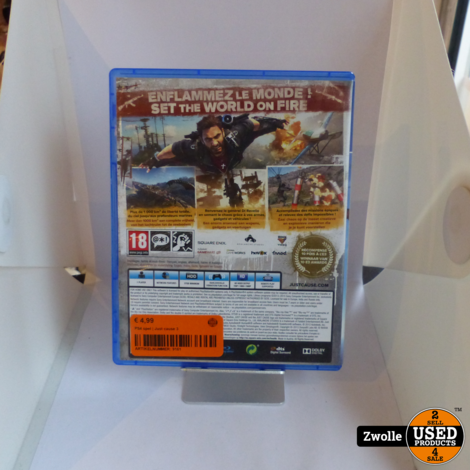 PS4 spel | Just cause 3