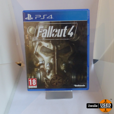 PS4 game | Fallout 4
