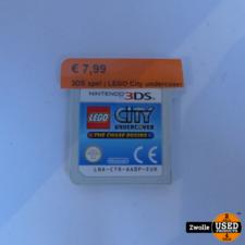 nintendo Nintendo 3DS game | LEGO City undercover