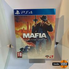 playstation Playstation 4 game Maffia