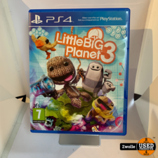 playstation PS4 spel | Little Big planet 3