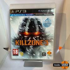 playstation PS3 spel   Killzone 3