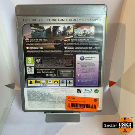 PS3 spel | Gran turismo 5