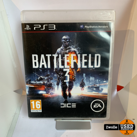 PS3 spel | Battlefield 3
