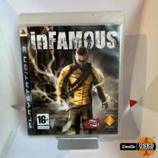 playstation PS3 spel   Infamous