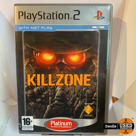 playstation 2 game  | Killzone