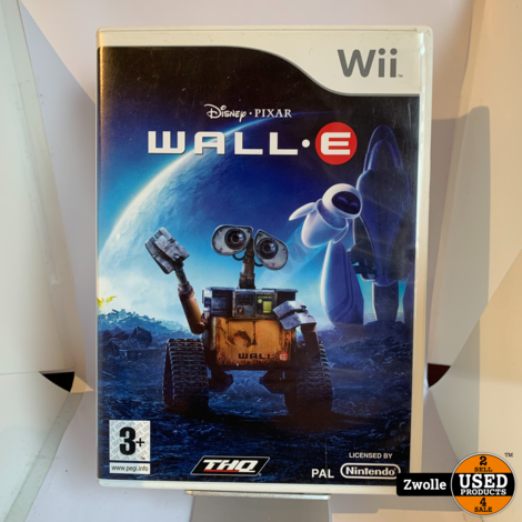 Wii game | Wall-E