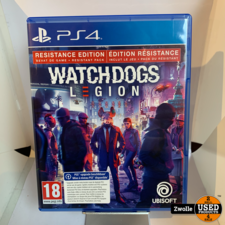 playstation PS4 game | Watchdogs Legion
