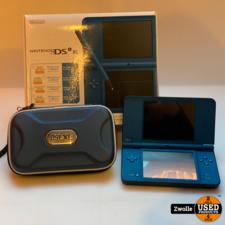 nintendo Nintendo 2DS XL | Blauw/Zwart | Met oplader