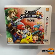 nintendo Nintendo 3ds Super smash bros
