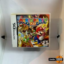 nintendo Nintendo DS game marioparty ds