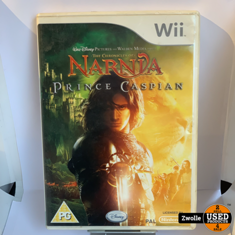 Wii game Monopoly/The Godfather/ Narnia