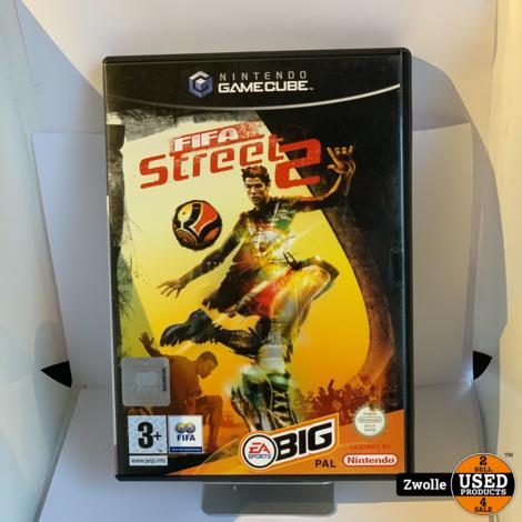 Gamecube spel | FIFA street 2