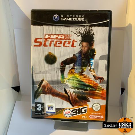 Gamecube spel   FIFAS street
