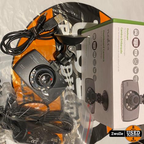 Nedis Dashcam | Full-HD 1080p | 2.8 meekijkscherm | Nieuw product