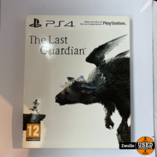 playstation Playstation 4 game The last Guardian