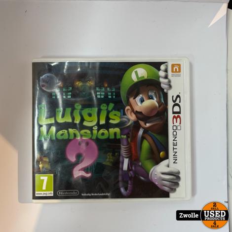 3DS spel | Luigi's Mansion 2