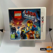 nintendo 3DS spel | LEGO The lego movie videogame