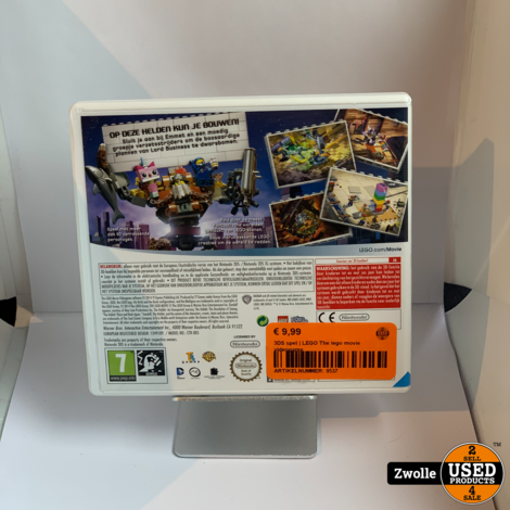 3DS spel | LEGO The lego movie videogame