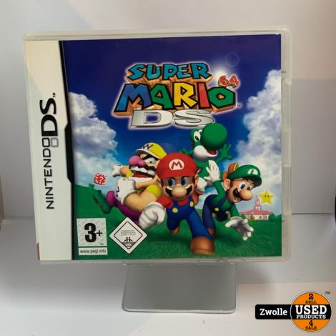 Nintendo DS game | Super Mario 64 DS