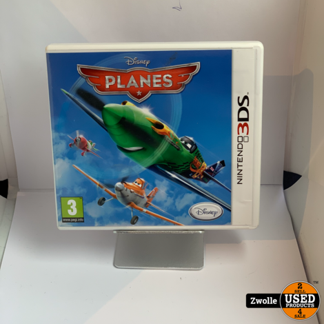 Nintendo 3DS game   Planes